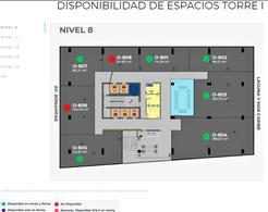 Foto Oficina en Venta | Renta en  Cancún,  Benito Juárez  OFICINA EN VENTA/RENTA EN CANCUN ZONA CENTRO EN TORRE COMERCIAL C2832