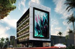 Foto Departamento en Venta en  Playa del Carmen,  Solidaridad  Estudios modernos y elegantes inspirados en el arte urbano P2705