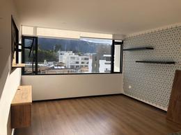 Foto Departamento en Venta en  Quito ,  Pichincha  LOMAS DE MONTESERRÍN - HERMOSA SUITE DE VENTA DE 57 m2