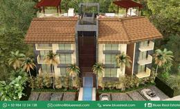 Thumbnail picture Apartment in Sale in  Solidaridad,  Solidaridad  For sale Bia Terraces at Bia Terrraces in Tulum | Blues Real | Code 327