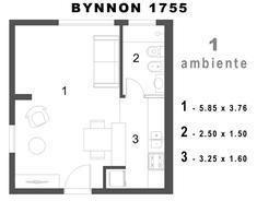 Foto Departamento en Venta en  Adrogue,  Almirante Brown  BYNNON nº 1755, entre Plaza Bynnon y Drumond