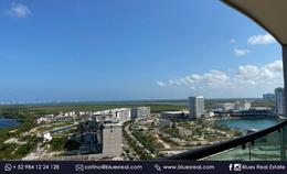 Thumbnail picture Apartment in Sale in  Benito Juárez ,  Quintana Roo  New apartment for sale in Puerto Cancun in Novo Cancun | Blues Real | Code 961