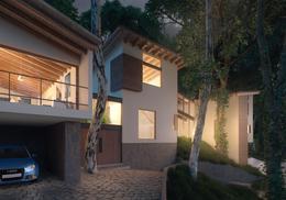 Foto Casa en condominio en Venta en  San Bartolo Ameyalco,  Alvaro Obregón  Casa condominio nueva Cerrada del Carmen, San Bartolo Ameyalco