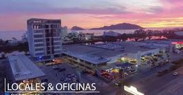 Foto Local en Renta en  Reforma,  Mazatlán  Oficina en Renta en Laguna Plaza