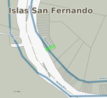 Foto Terreno en Venta en  Paraná Miní,  Zona Delta San Fernando  RIO PARANA MINI  TERCERA SECCION