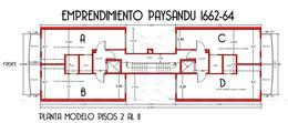 Foto Departamento en Venta en  Caballito Norte,  Caballito  Paysandu al 1600