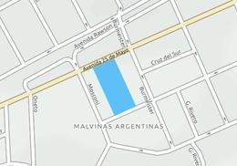 Foto Terreno en Venta en  Trelew ,  Chubut  30 x 100, dos frentes, 25 de Mayo al 2300