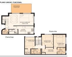 Foto Departamento en Venta en  Beccar,  San Isidro  Excelente departamento de 4 ambientes en Dúplex con cochera cubierta en el complejo Beccar Plaza  II