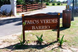 Foto Terreno en Venta en  Barrio Palos Verdes Country Club,  Rosario  Garcia Del Cossio  Bis al 2100