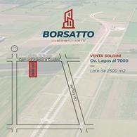 Foto Terreno en Venta en  Rosario ,  Santa Fe  Ov. Lagos al 7000
