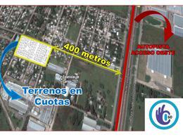Foto thumbnail Terreno en Venta en  La Reja Chica,  La Reja  Estados Unidos esquina Ricardo Rojas