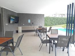 Foto Casa en condominio en Renta en  Pozos,  Santa Ana  Santa Ana/ Lindora/ Moderna/ Piscina/ Jardín