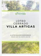 Foto Terreno en Venta en  Del Viso,  Pilar  Loteo Barrio Villa Artigas