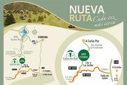 Foto Terreno en Venta en  San Antonio De Arredondo,  Punilla  PAZ, TRANQUILIDAD, NATURALEZA Y GOLF!!!