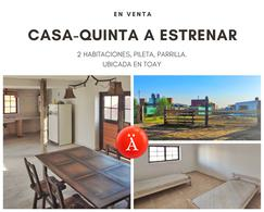 Foto Quinta en Venta en  Toay ,  La Pampa  Libertad al 700