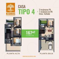 Foto Casa en Venta en  El Cedro,  Centro  Casa en Venta en Fraccionamiento KEDROS Villahermosa, Tabasco