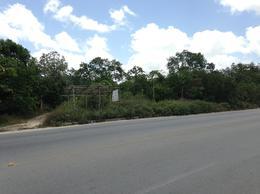 Foto Terreno en Venta en  Región 103,  Cancún  Magnifica propiedad!!! Terreno en venta en Cancún a orilla de Arco Vial C1326