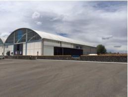 Foto Bodega Industrial en Renta en  Aeropuerto Internacional de Querétaro,  Colón  BODEGAS RENTA