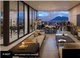 Foto Departamento en Venta en  Cumbres,  Monterrey  DEPARTAMENTO TORRE FIRST VISTA HERMOSA