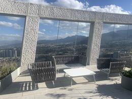Foto Departamento en Renta en  Santa Fe Cuajimalpa,  Cuajimalpa de Morelos  TORRE 300 - LA MEJOR VISTA EN EL MEJOR EDIFICIO EN AV. SANTA FE
