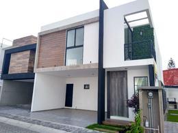 Foto Casa en Venta en  Momoxpan,  San Pedro Cholula  CASA EN VENTA EN MONTEOLIVO, MOMOXPAN, SAN PEDRO CHOLULA, PUEBLA