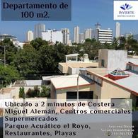 Foto Departamento en Venta en  Fraccionamiento Costa Azul,  Acapulco de Juárez  Departamento Super ubicado en Acapulco