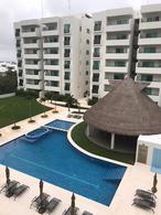Foto Departamento en Venta en  Aqua,  Cancún  Departamento en VENTA AMUEBLADO dentro de Residencial Aqua - CASCADES Planta Baja