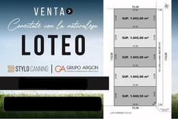 Foto Terreno en Venta en  Canning (Ezeiza),  Ezeiza  Carlos Chagas 4100