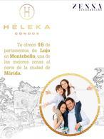 Foto Departamento en Venta en  Mérida ,  Yucatán  Helekas Condos Montebello - Departamento en Venta