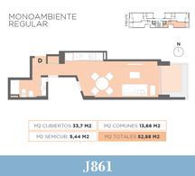 Foto Departamento en Venta en  Barrio Norte,  San Miguel De Tucumán  VENTA Monoambiente Junin 861