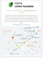 Foto Terreno en Venta en  Yei Pora,  Tortuguitas  Tucuman y Los Paraisos
