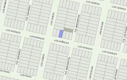 Foto thumbnail Terreno en Venta en  Altos del Valle,  Santa Fe  Entre medianeras a 200 m. de Aristobulo del Valle (calle Los Nogales)