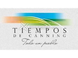 Foto Terreno en Venta en  Tiempos de Canning,  Canning  Venta - Lote en Tiempos de Canning