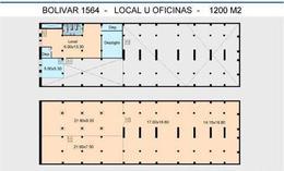 Foto thumbnail Local en Alquiler en  San Telmo ,  Capital Federal  Bolívar 1550