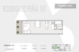 Foto Departamento en Venta | Alquiler en  Banfield Oeste,  Banfield  Rodriguez Peña 181 1ºB