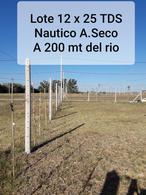Foto Terreno en Venta en  Arroyo Seco,  Rosario  TDS ARROYO SECO LOTE al 500