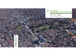 Foto Terreno en Venta en  Olivos-Qta.Presid.,  Olivos  Sarmiento al 2100