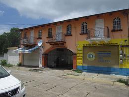 Foto Edificio Comercial en Venta en  4 Caminos,  Agua Dulce  Calle Poza Rica No. 4, Colonia 4 Caminos