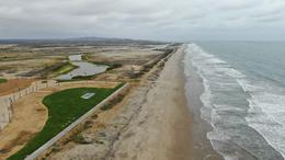 Foto Terreno en Venta en  Norte de Playas,  Playas  VENTA DE TERRENO CON VISTA AL MAR VIA ENGABAO IDEAL PARA PROYECTO
