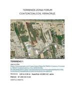Foto Terreno en Venta en  Unidad habitacional Fovissste,  Coatzacoalcos  TERRENO (1) EN VENTA EN MALECON COSTERO EN COATZACOALCOS VERACRUZ
