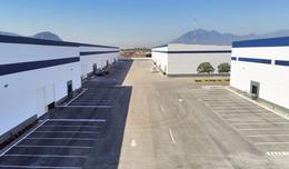 Foto Nave Industrial en Renta en  Gral. Escobedo ,  Nuevo León  NAVE INDUSTRIAL EN RENTA GRAND PARK ESCOBEDO