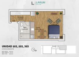 Foto Apartamento en Venta en  Malvín ,  Montevideo  Larum Malvin - a estrenar - Mono, 1 y 2 dorm