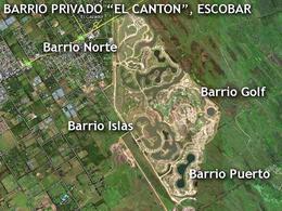 Foto Terreno en Venta en  El Canton - Golf,  Countries/B.Cerrado (Escobar)  El Cantón