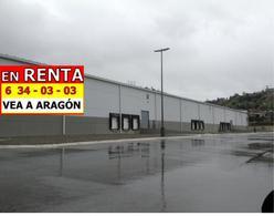 Foto Nave Industrial en Renta en  Alamar,  Tijuana  RENTAMOS ENORME NAVE INDUSTRIAL 19,633 Mts²  211,311Pies² FinTTAlmr