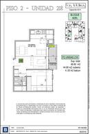 Foto Departamento en Venta en  Villa Adelina,  San Isidro  Cajaraville 4013, Dto. 218