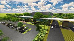 Foto Terreno en Venta en  Hunucmá ,  Yucatán  Parque industrial Central Business Park