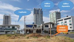 Foto Terreno en Venta en  Malecon de Salinas,  Salinas  VENDO TERRENO SALINAS AV. 3RA