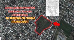 Foto thumbnail Terreno en Venta en  Merlo,  Merlo   Dumas  casi esq. tarija