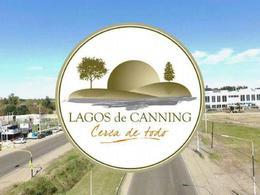 Foto Terreno en Venta en  Lagos de Canning,  Countries/B.Cerrado (E. Echeverría)  LOTE VENTA : CANNING : LAGOS DE CANNING