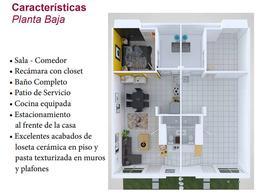 Foto Casa en Venta en  Centro Jiutepec,  Jiutepec  Casa Nueva en Condominio en Jiutepec Centro